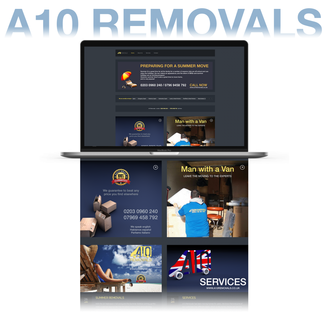 A 10 Removals - London